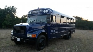 charter bus service in Austin