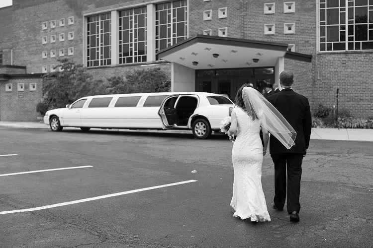 limousine rental for your wedding in Austin